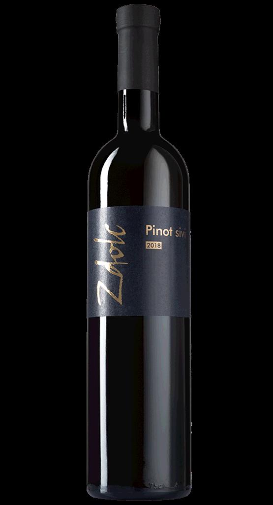 Zdolc Pinot sivi 2020 polusuho je vino odlične vrijednosti za novac