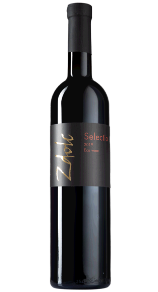 Selectio crno vino od sorti Merlot, Frankovka, Zweigelt ugodnih aromatika i punoće