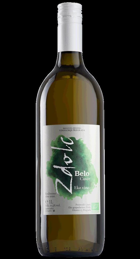 Zdolc Belo cuvee je odlično vino za svaki dan - dobrih kiselina odlično za gemišt