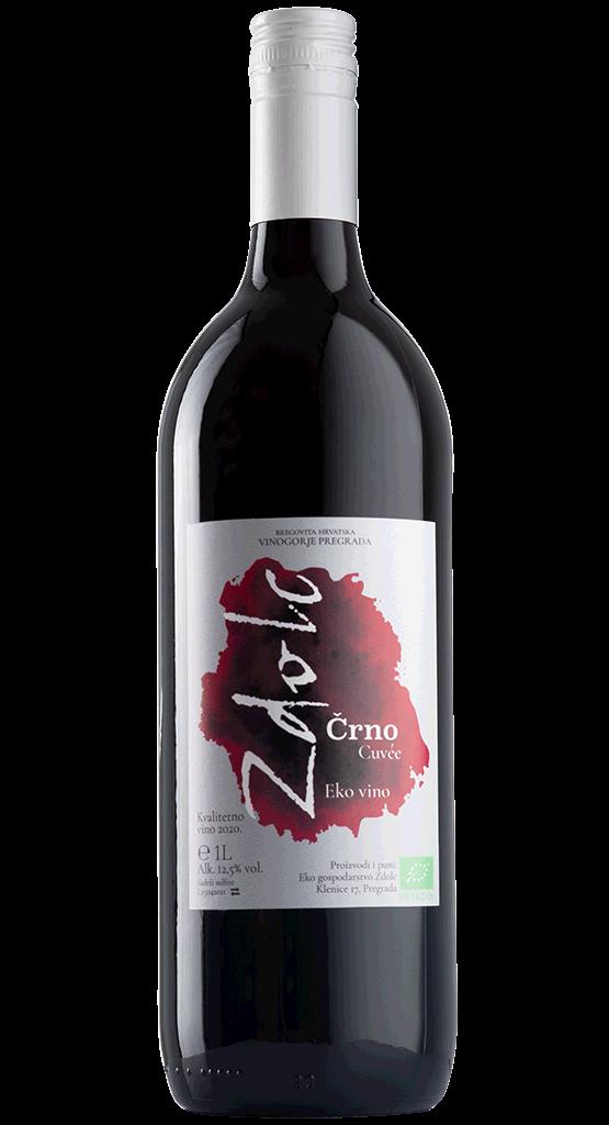 Zdolc Črno cuvee je vino za svaki dan - prohlađeno paše samo ili kao bevanda