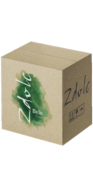 Zdolc Belo cuvee karton vina je odlično vino za svaki dan - dobrih kiselina odlično za gemišt