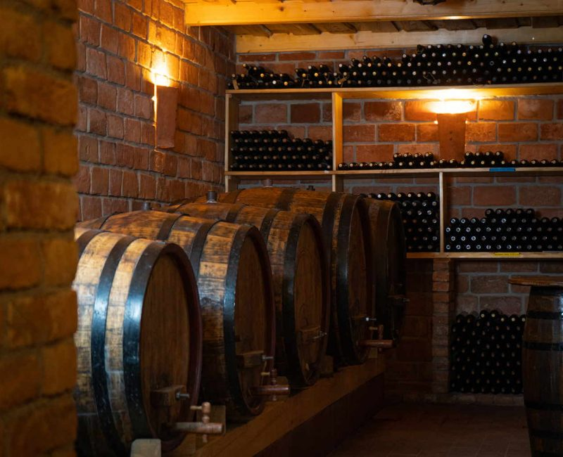 Vina proizvodimo za svaki dan i posebne prilike u inox i drvenim bačvama